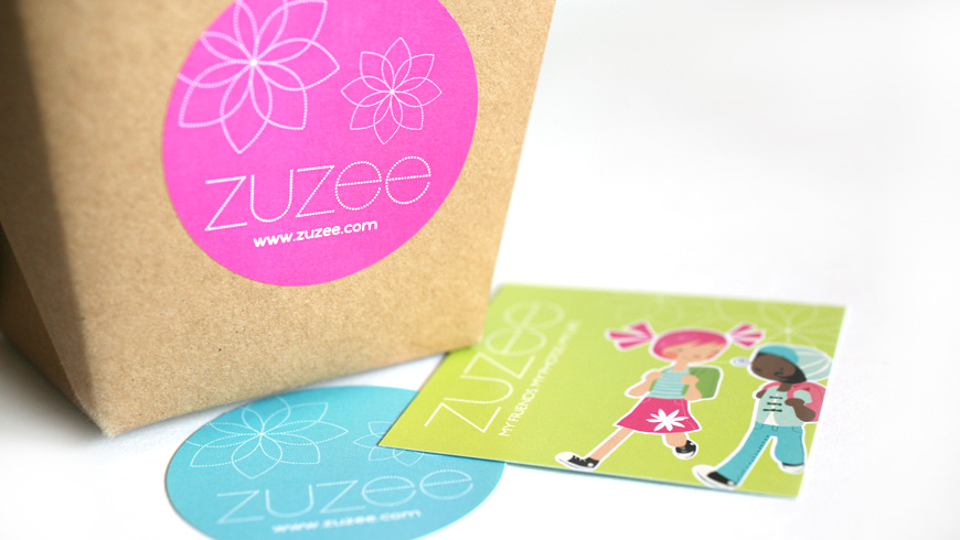 Zuzee Marketing Materials
